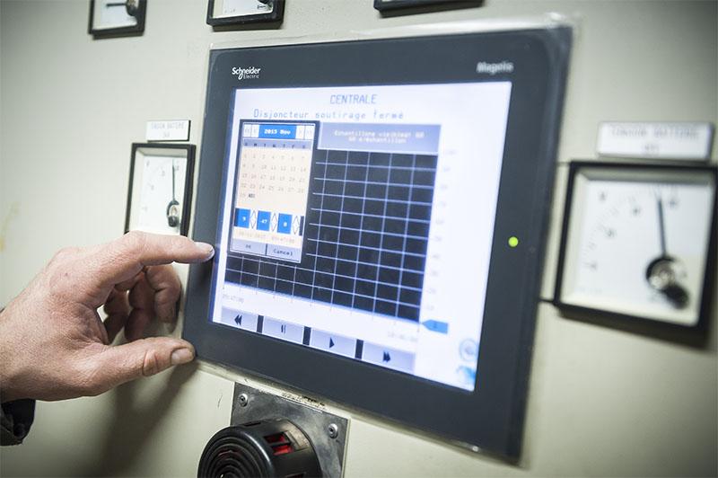 tableau maintenance automatisme industriel