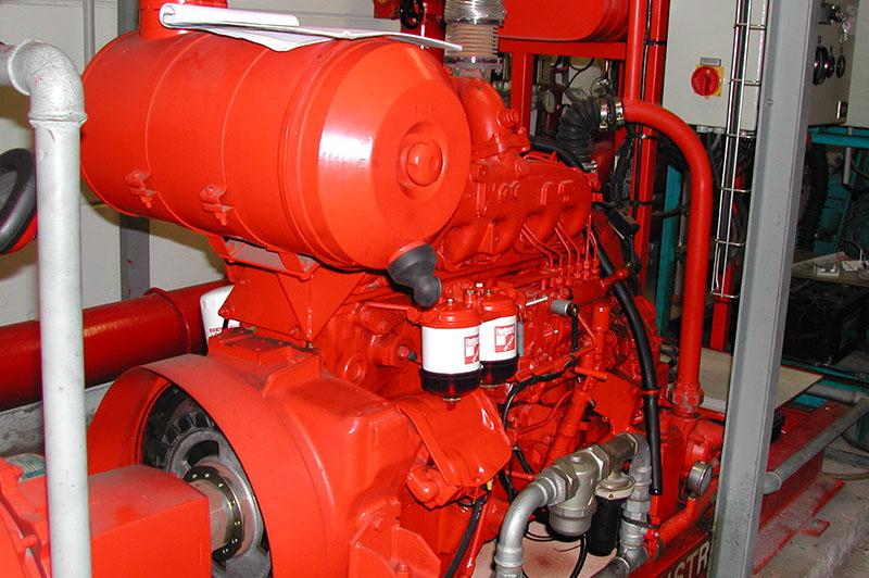 goupe électrogène industriel moto pompe