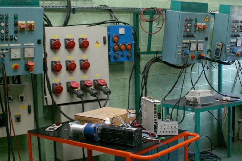 Systèmes de tests automatiques de variateurs en atelier l Flipo Richir