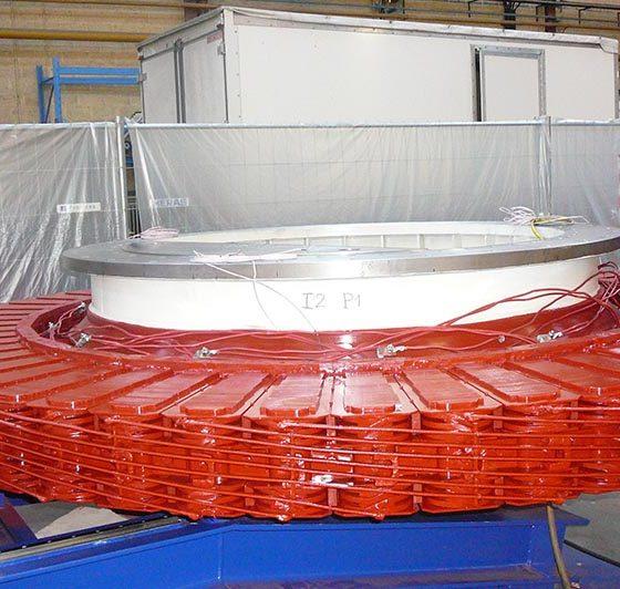 Flipo Richir - Ingénierie et travaux neufs - prototype alternateur éolienne