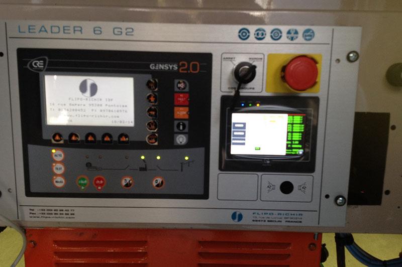 maintenance groupe electrogène