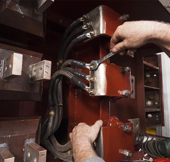 Flipo Richir - Machines - Ingénierie et travaux neufs