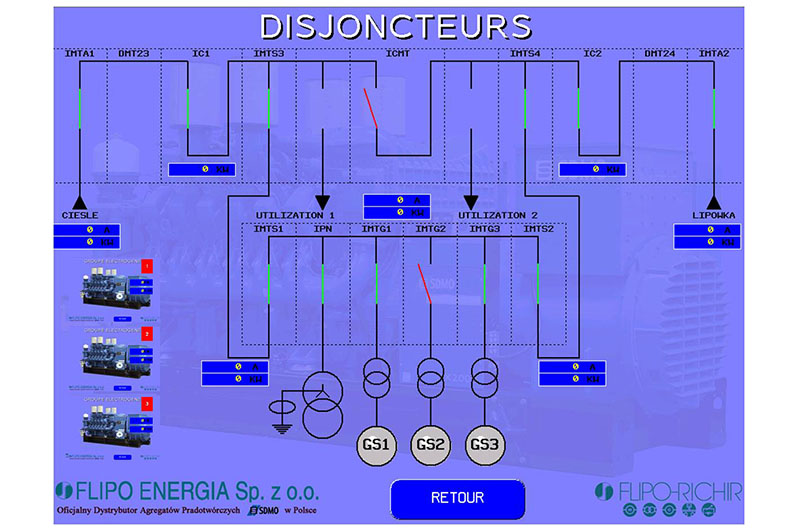 Supervision-centrale-groupes-electrogenes l Flipo Richir