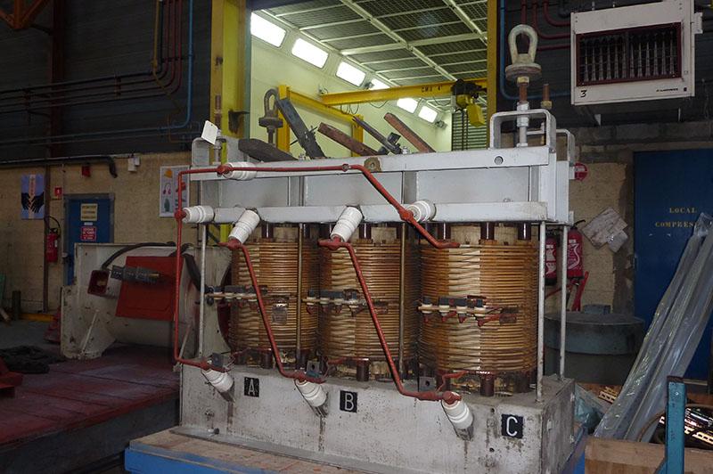 Transformateur Industriel par Flipo Richir