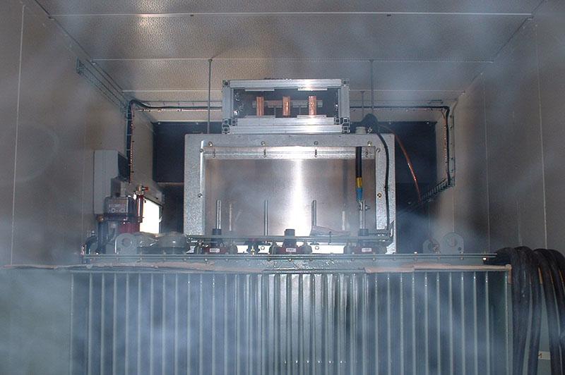 transformateur industriel mise en container l Flipo Richir