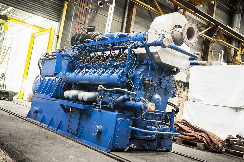 groupe électrogène industriel maintenance