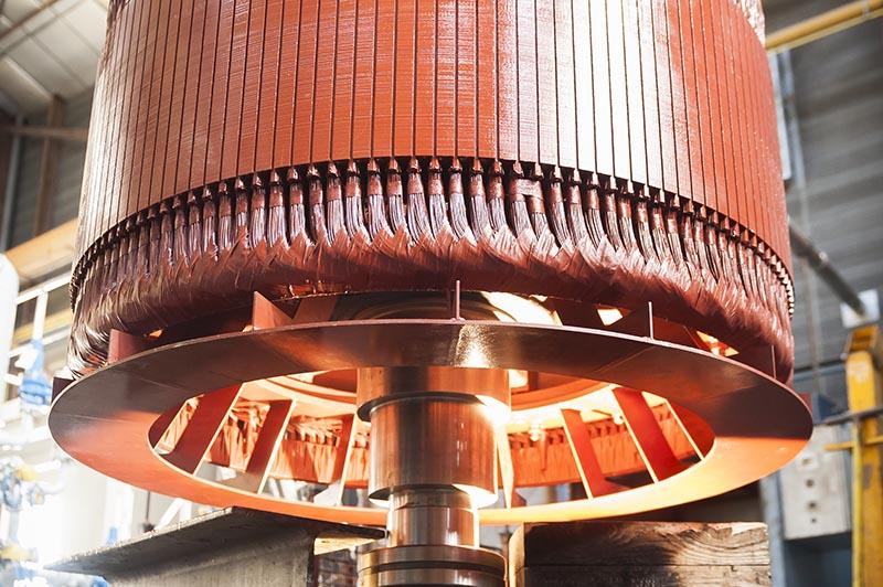 Ingénierie et travaux neufs - Machines tournantes - Flipo Richir