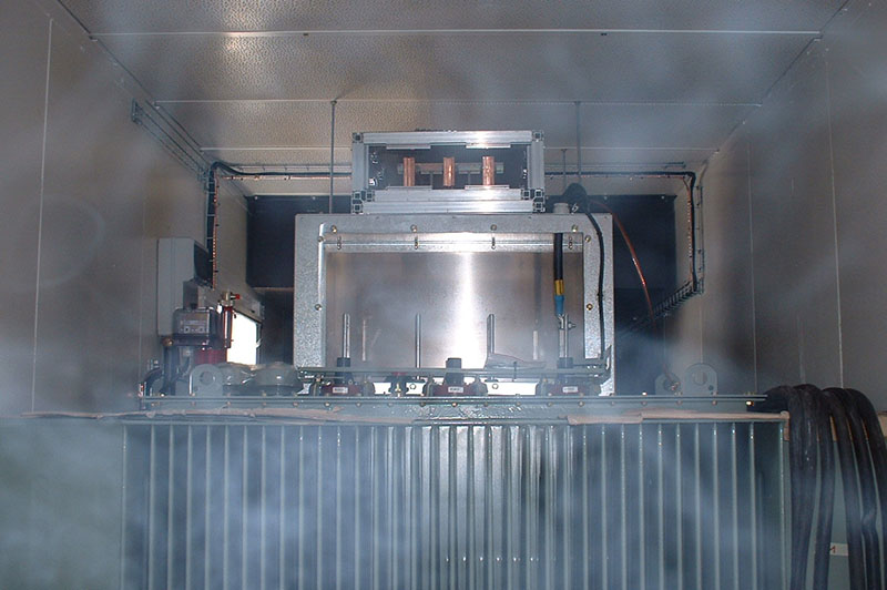 transformateur industriel container
