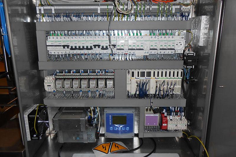 Réalisation-armoire-commande-process-chimique l Flipo Richir
