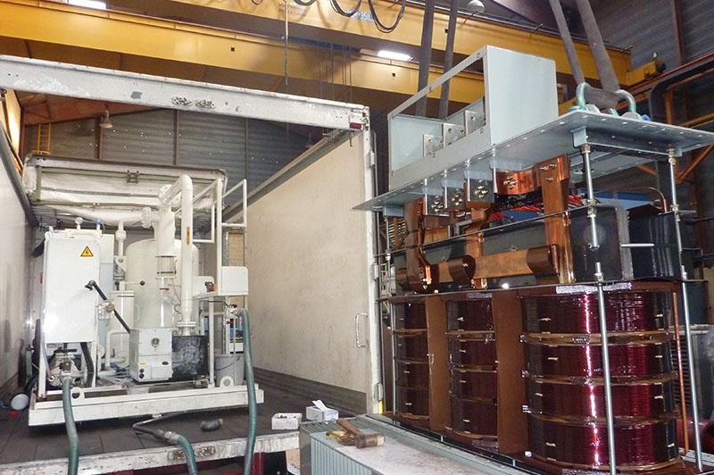 Traitement-diélectrique-transformateur-sur-site-ou-en-atelier l Flipo Richir