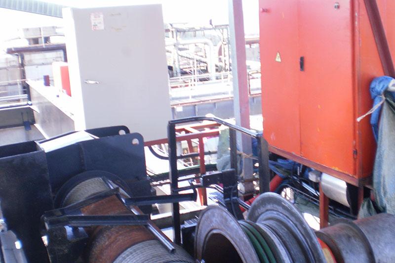 Pont-roulant-sucrerie-avec-systeme-de-regeneration-sur-reseau l Flipo Richir