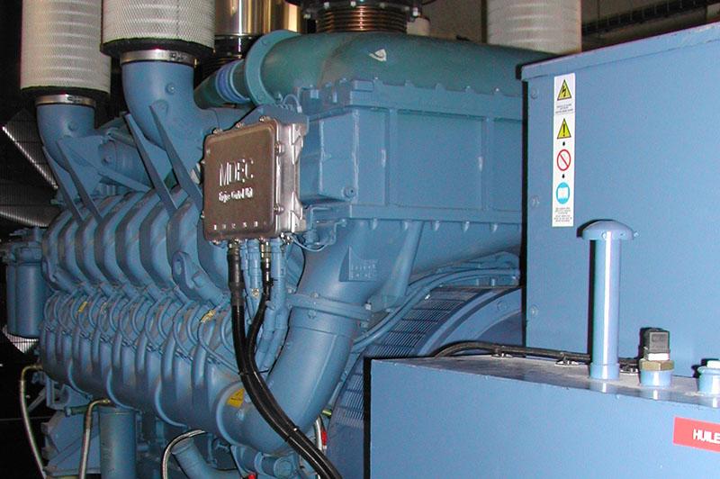 Installation groupe électrogène industriel l Flipo richir