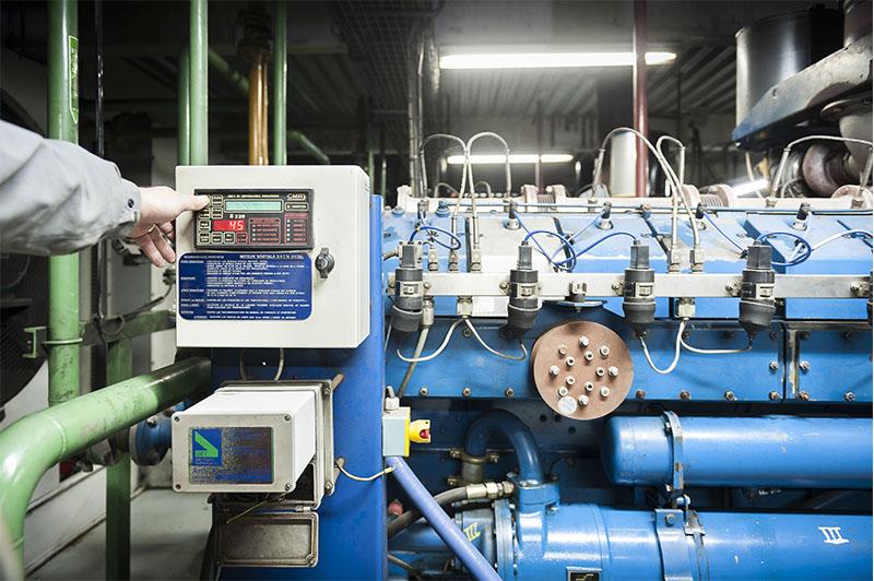 maintenance groupes électrogènes