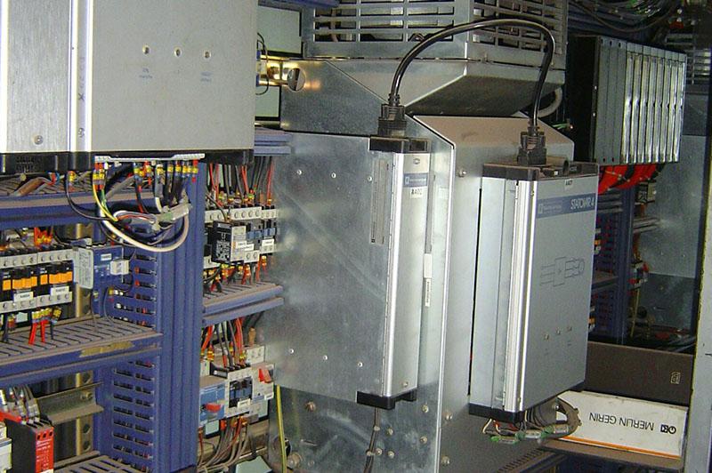 Ingénierie et travaux neufs - armoire variateur pour moteurs courant continu l Flipo Richir