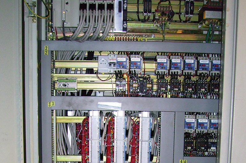 Ingénierie et travaux neufs - application armoire automatisme l Flipo Richir