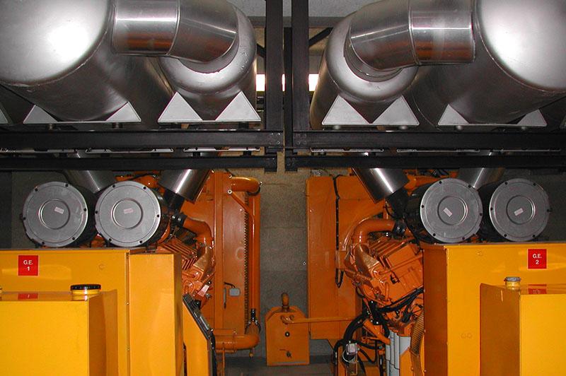 installation groupe électrogène industriel