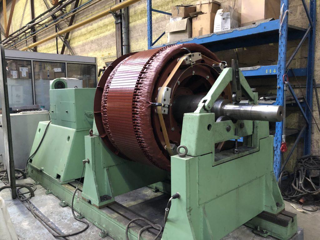 centrale hydroélectrique au Cameroun - Flipo Richir