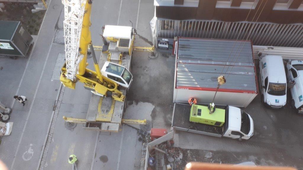 Parking Silo Lille