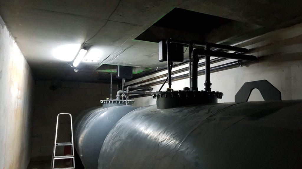 installation complète d'un groupe électrogène l Flipo Richir