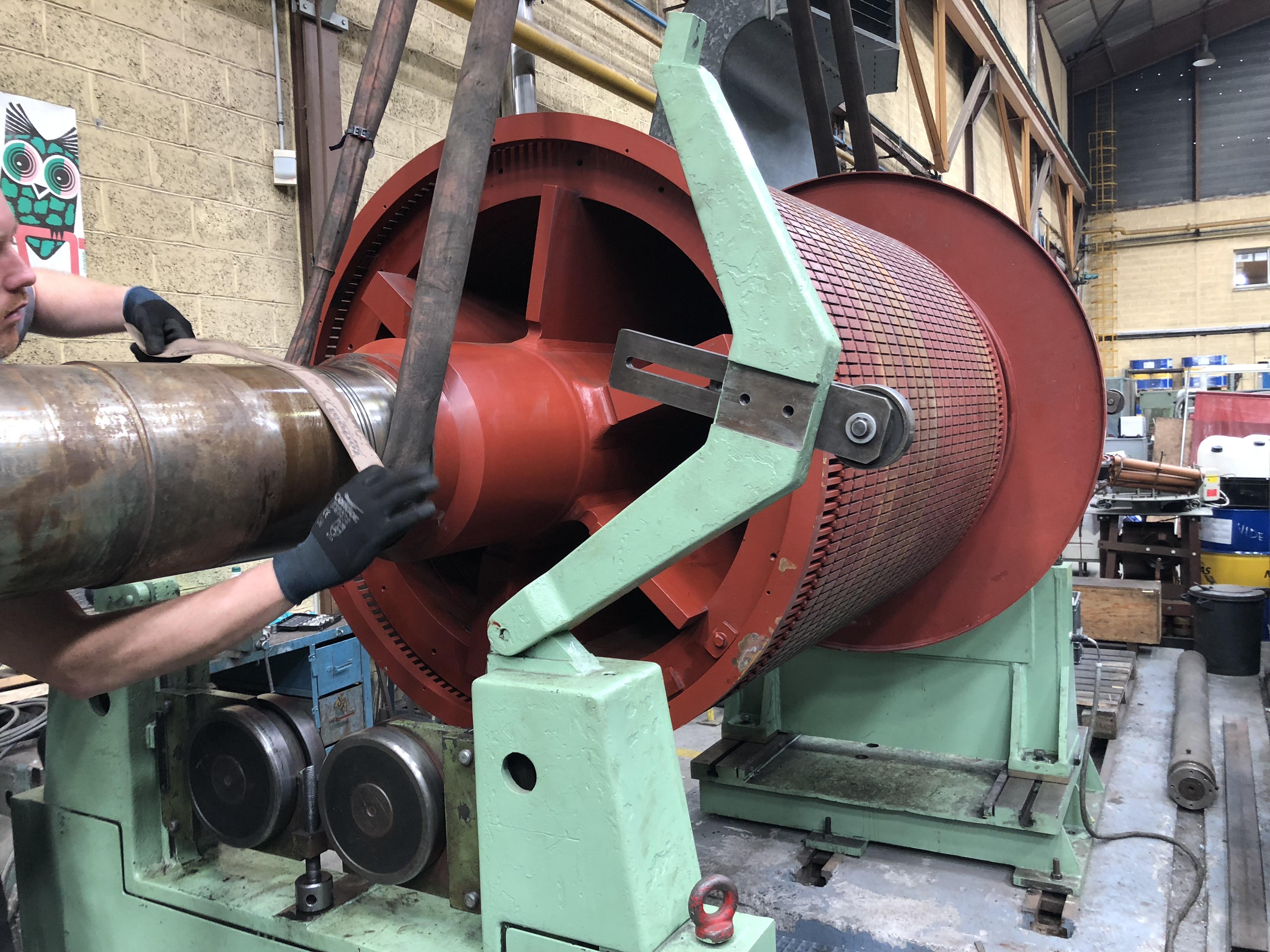 Flipo Richir : fournisseur d'énergie - moteur de pompe