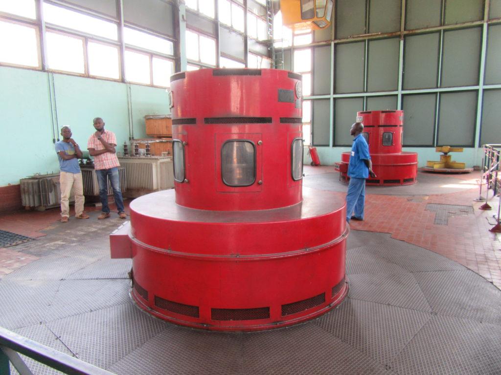 Machine tournante - Energie hydroélectrique - Flipo Richir
