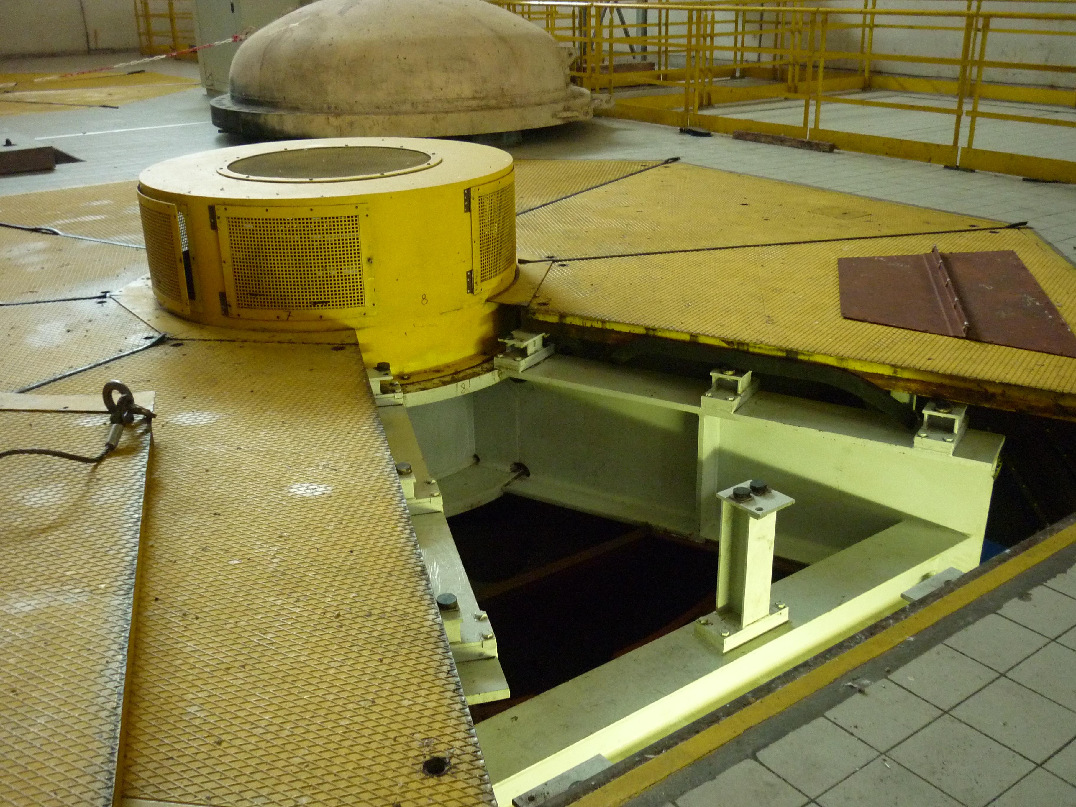 Intervention sur des ouvrages hydro - Flipo Richir