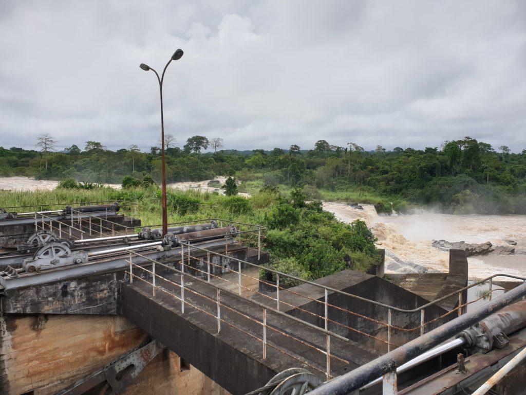 aménagement centrale hydroélectrique