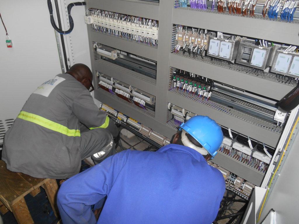 Aménagement centrale hydroélectrique EDEA l Flipo Richir