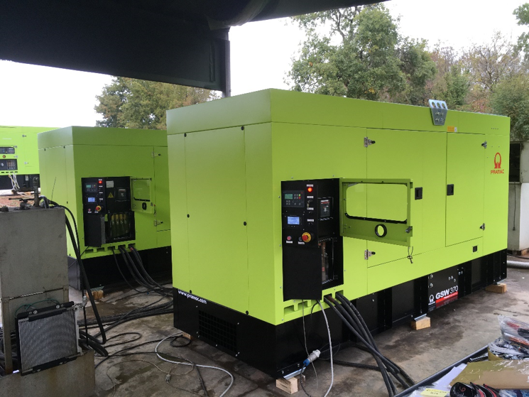 Installation groupe électrogène de secours à Paris - Flipo Richir