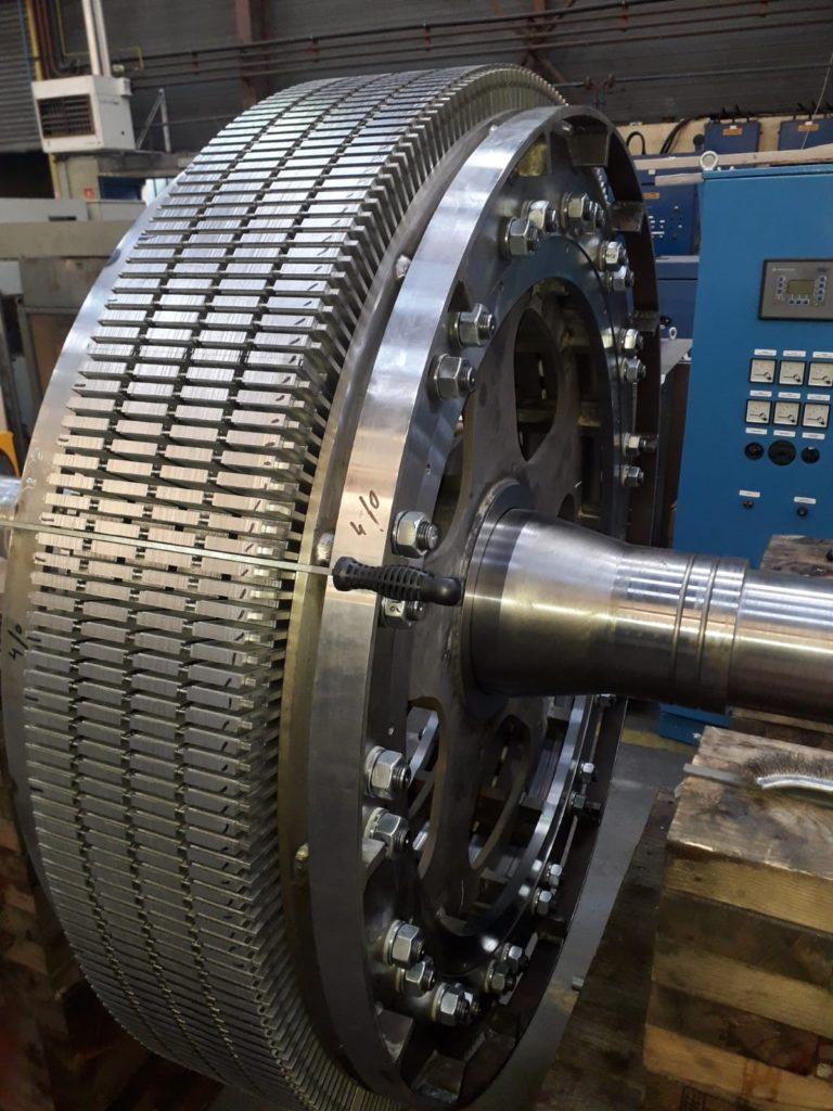 montage final moteur - Flipo richir
