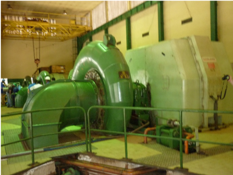 Centrale hydroélectrique Flipo