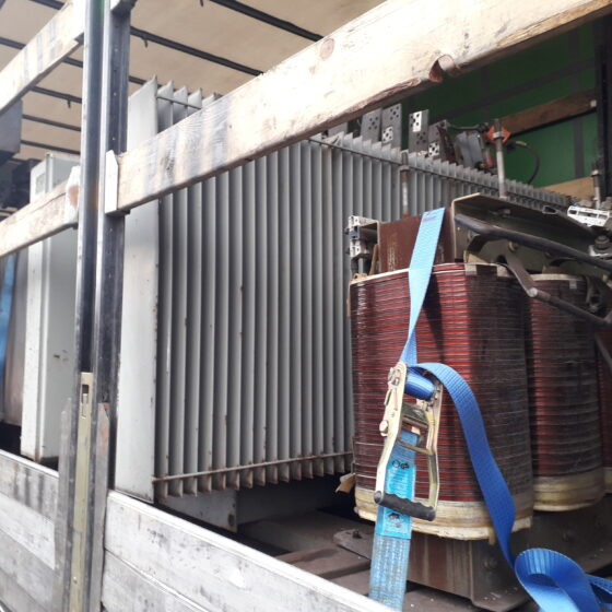 chargement transformateur recyclage l Flipo Richir