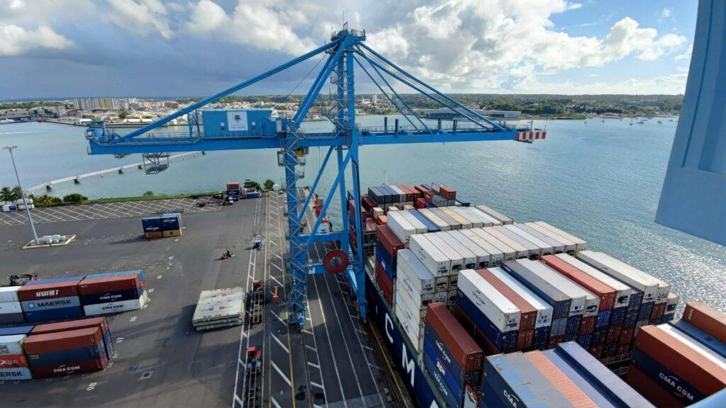 Dépannage variateur dans le cadre d'un contrat astreinte 24:7 en Guadeloupe l Flipo Richir