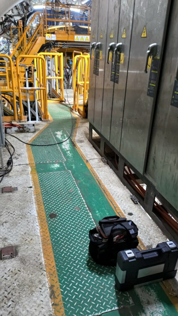 Dépannage variateur grand tunnelier l Flipo Richir