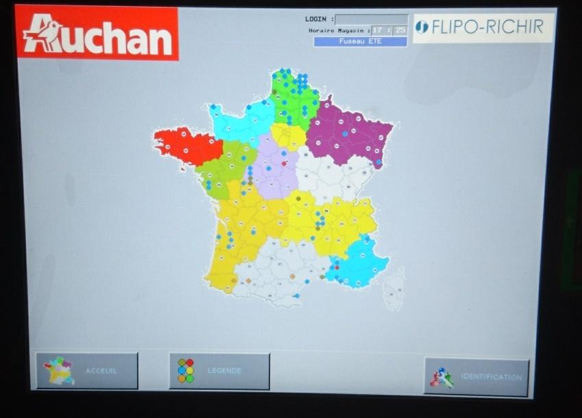 Gestion Automatisée Effacement 63 hypermarchés l FliponRichir