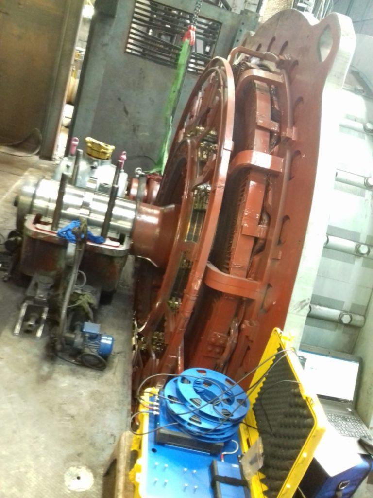 Expertise électrique d'une machine à courant continu l Flipo Richir