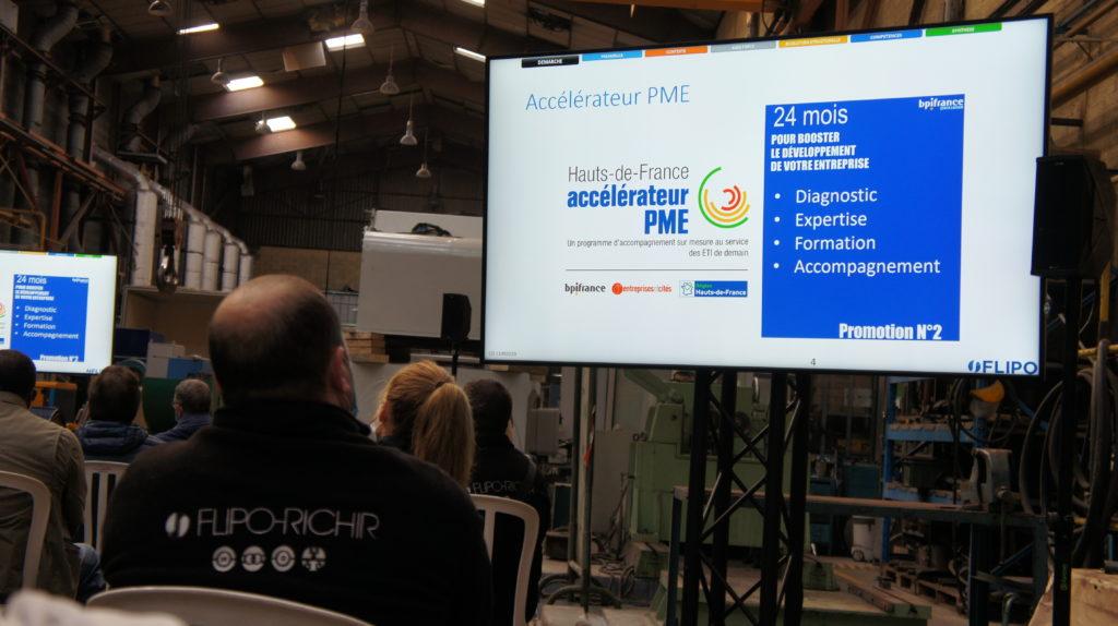 Flipo Richir BPI France Programme Accélérateurs PME