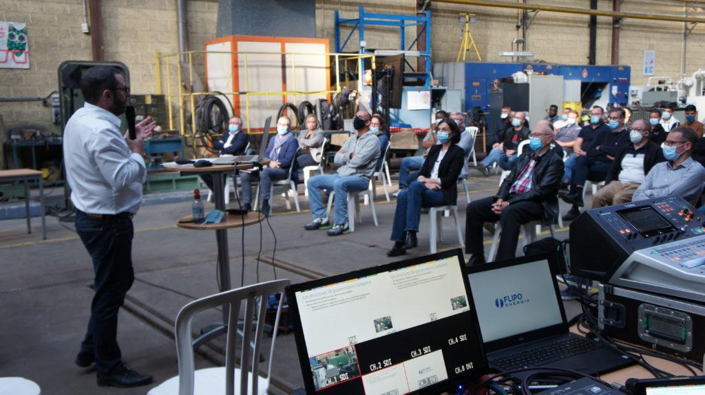 Flipo Richir Programme Accélérateur PME BPI France Présentation Seclin