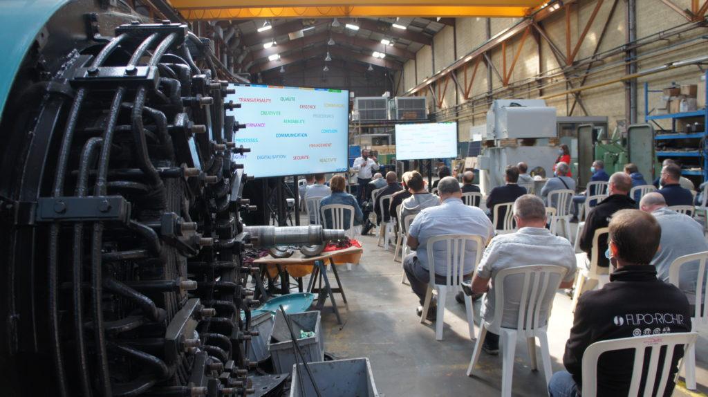 Flipo Richir Programme Accélérateur PME BPI France Réunion Seclin 2