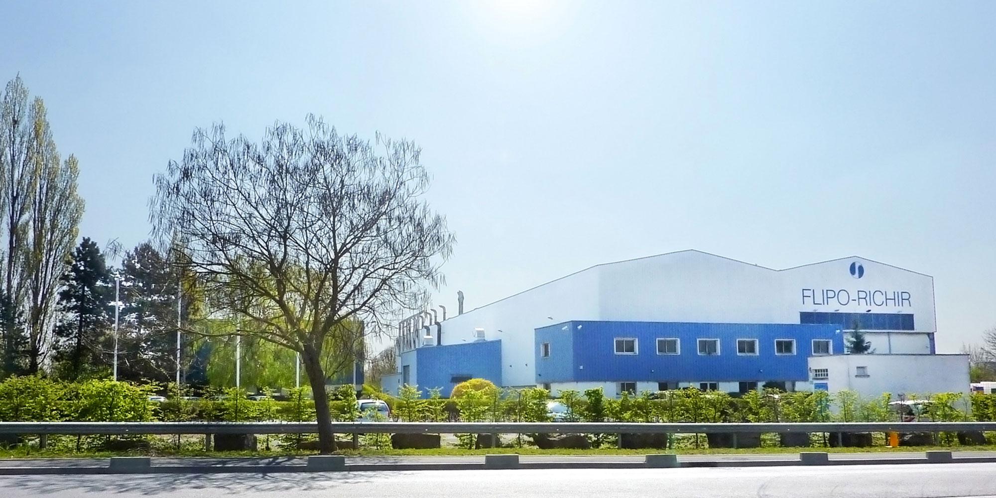 L'usine de Flipo Richir