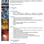 Flipo Richir technicien en automatimes : GE