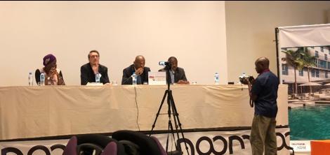 Forum Business Guinée Flipo Richir Meeting