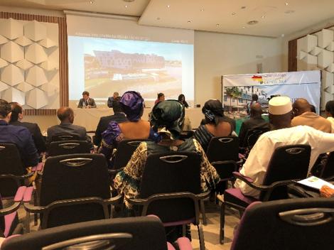 Forum Business Guinée Flipo Richir Réunion
