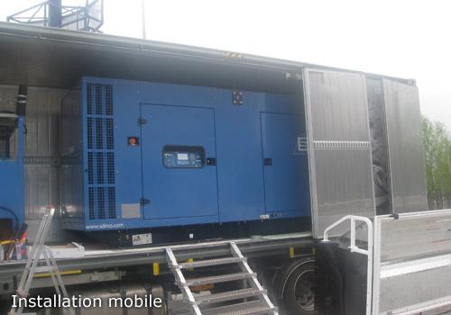 Installation mobile l Flipo Richir