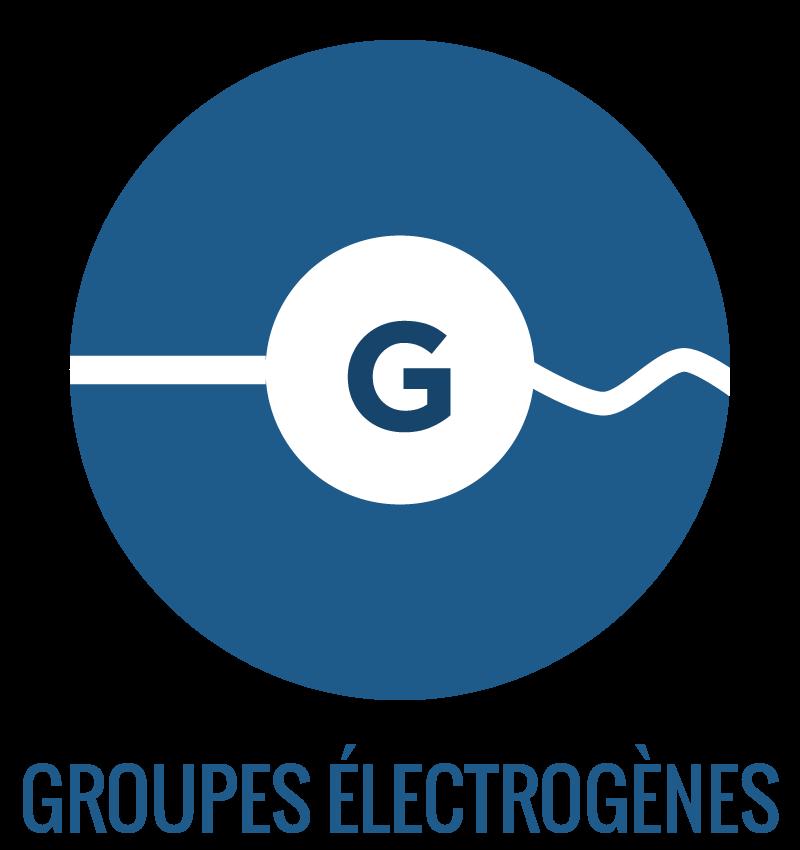 Picto groupe électrogène l Flipo Richir