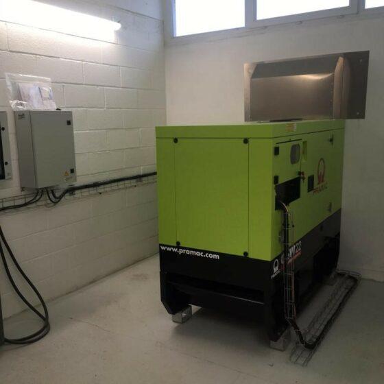 Groupe électrogène MBK Flipo Richir services