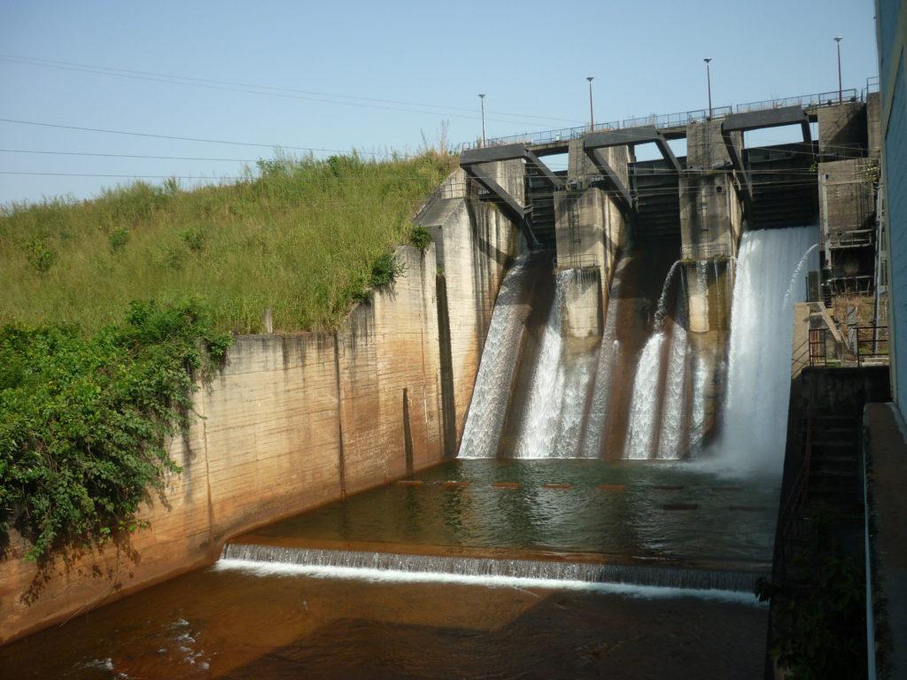 Centrale hyrdoélectrique guinée