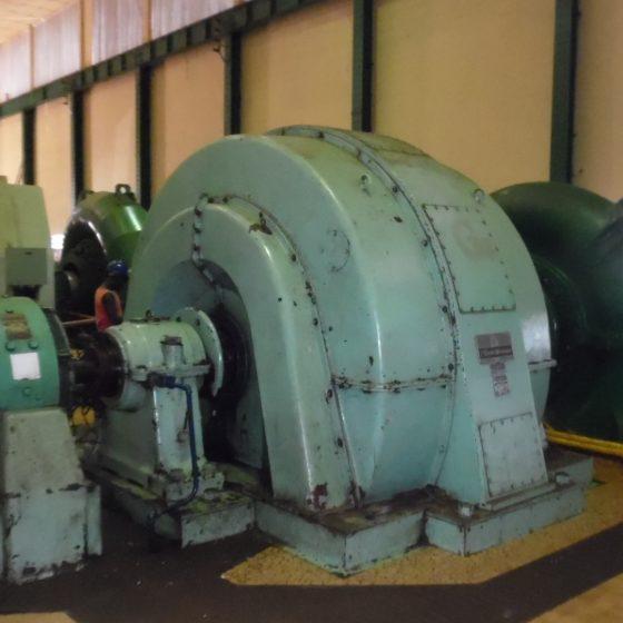 Centrale hydroélectrique Guinée Conakry