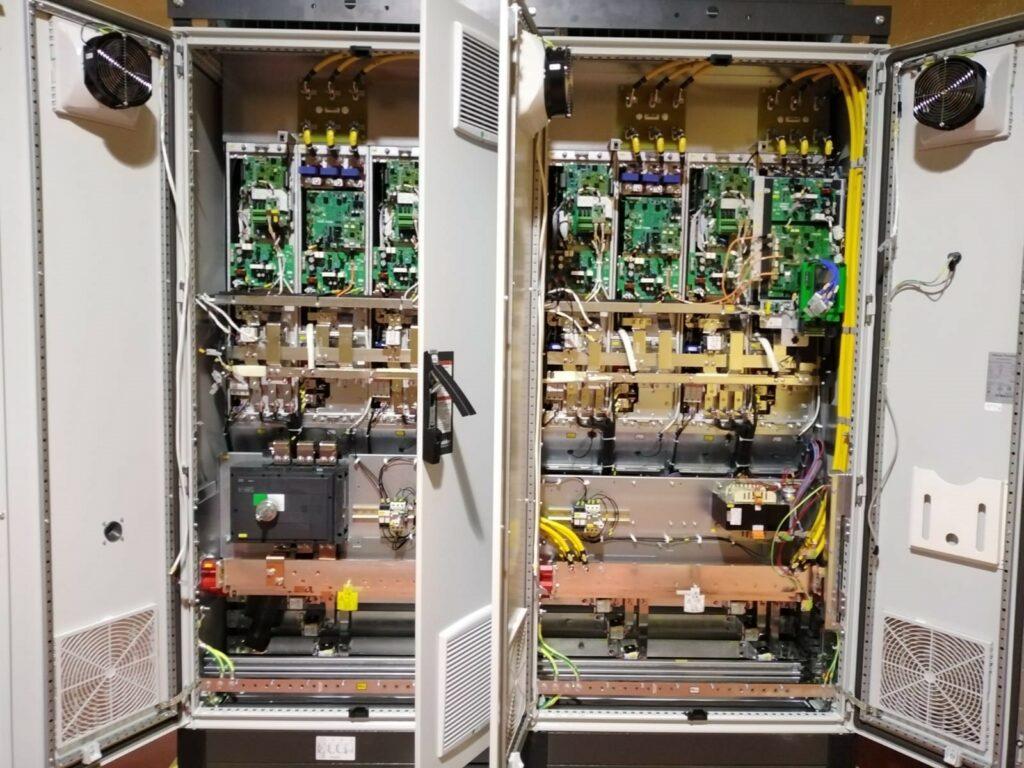 IFSTTAR, fourniture de la motorisation et du contrôle de la commande d'une centrifugeuse l Flipo Richir
