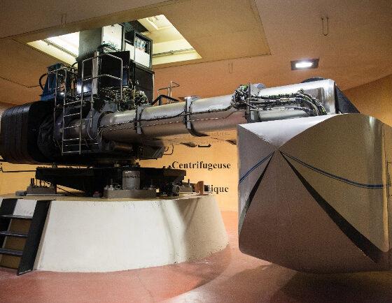 IFSTTAR, fourniture installation de la motorisation et du contrôle de la commande d'une centrifugeuse l Flipo Richir